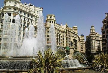 City of Valencia, Costa Blanca