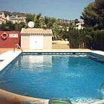 3 bed villa for sale in Calpe