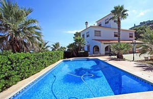 Costa Blanca Rentals, Villas & apartments for rent