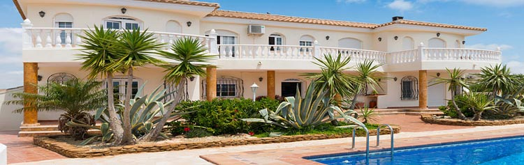 north costa blanca holiday rentals, villas and apartments